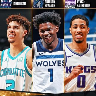 Who is going to be NBA Rookie of the Year?