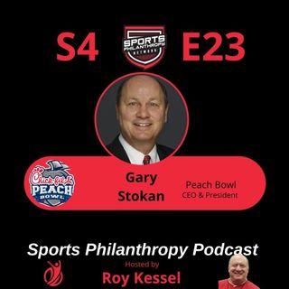 S4:EP23--Gary Stokan, Peach Bowl