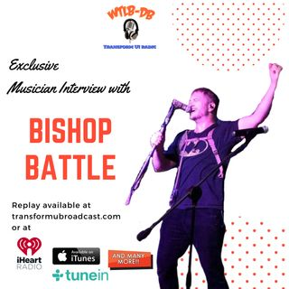 Exclusive Recording Artist Musician and Actor Interview with Bishop Battle