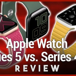 Hands-On Tech: Apple Watch Series 5 Review