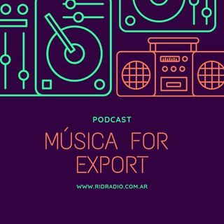 Música for export -PODCAST-