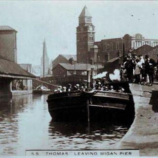 The Kitten Kong Show: The Tripe Ships Of Wigan.