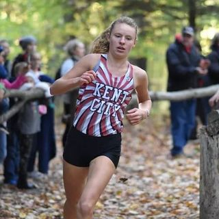 Prep Athlete of the Week - Lauren Freeland - Kent City Girls Cross Country