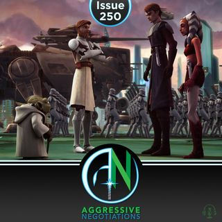 Issue 250: Legacy Characters