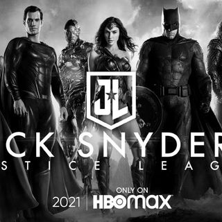 Maria McCann watched 'Justice League - The Zach Snyder Cut' and gives her thoughts