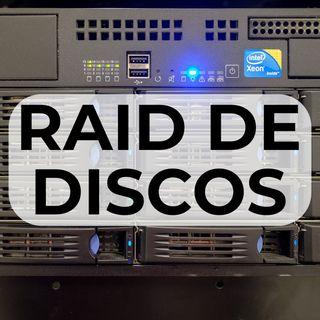 67 Raid de discos