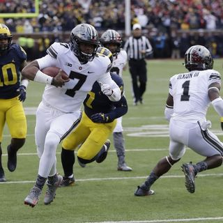 Go B1G or Go Home: Ohio State-Michigan preview and more Big Ten news