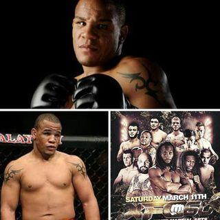 UFC/Strikeforce Vet Terry Martin Interview