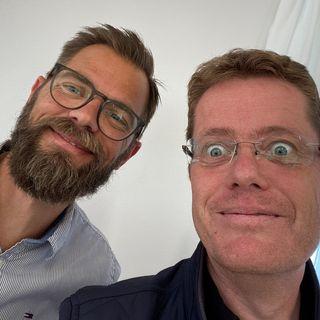 15. søndag efter trinitatis. Simon Stubkjær i samtale med Morten Thaysen