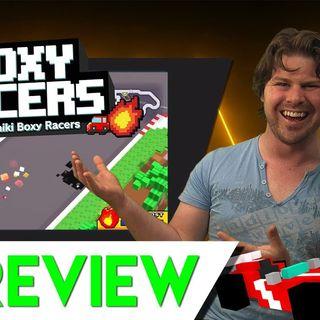 Chiki-Chiki Boxy Racers Switch Review