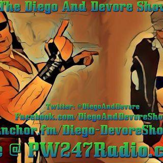 Diego And Devore: Antony Atom