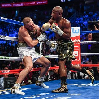 RINGSIDE BOXING SHOW May-Mac: Can we get back to boxing now?