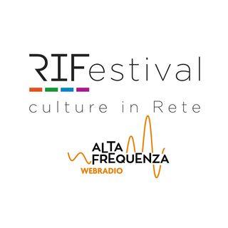 #LccaiC - Rifestival!Culture in rete. Un'anteprima con Lorenzo Garattoni