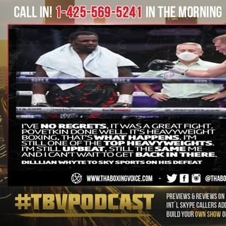 ☎️Povetkin KO's Whyte In 5th😱Changes Division With One UPPERCUT❗️Morning After Thoughts🤔