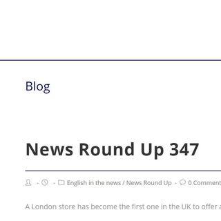 LEN - News Round Up 347