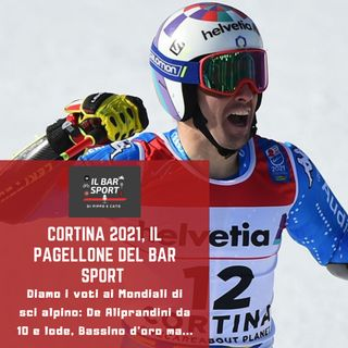 Cortina 2021 - Il Pagellone del Bar Sport