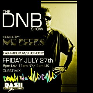 the DNB show S02E07 (guest mix Danny the Wildchild)