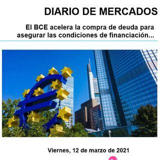 DIARIO DE MERCADOS Viernes 12 Marzo
