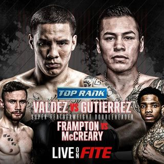 Valdez vs Lopez and Frampton vs McCreary Alternative Commentary