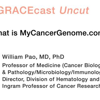 What is MyCancerGenome.org?