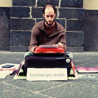 Incontro con Walter Lazzarin (Scrittore per strada)
