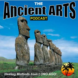 Ancient Arts Ep 19 - Lavender & Eucalyptus - The Healing Oils