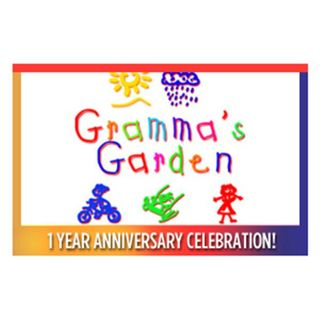 Welcome To Gramma's Garden Party, Where Nobody Is EVER Told To Sit Down, Shut Up, & Pay Attention!