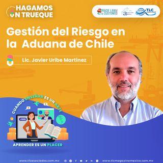 Episodio 182. Gestión del Riesgo en la Aduana de Chile