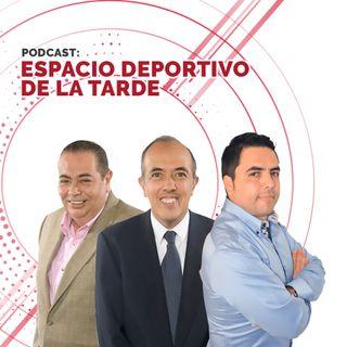 Comenzado semana y mes con Espacio Deportivo de la Tarde 03 de Agosto 2020