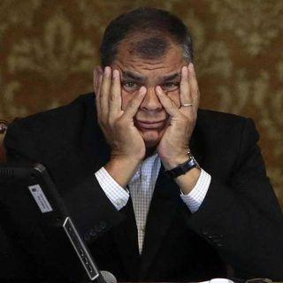 Solicitan prisión preventiva para Rafael Correa