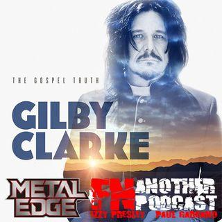METAL EDGE PRESENTS GILBY CLARKE