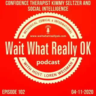 Confidence Therapist Kimmy Seltzer and Social Intelligence