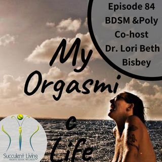 Ep. 84 - BDSM in Poly Relationship Co-Host Dr. Lori Beth Bisbey