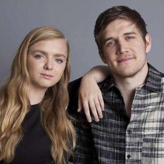 Bo Burnham and Elsie Fisher on Eighth Grade