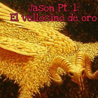 Jasón Pt. 1: El vellocino de oro