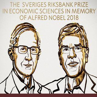 Premio Nobel en Economía 2018