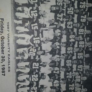 Chapin Football History: The 1987 Season