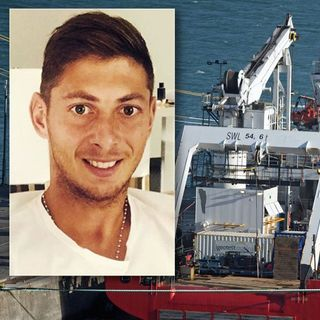 Recovered body in Emiliano Sala search