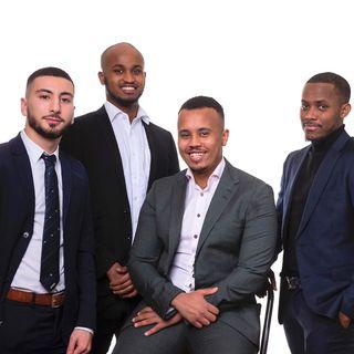 Ali Taleb - en ung företagare från Vivalla