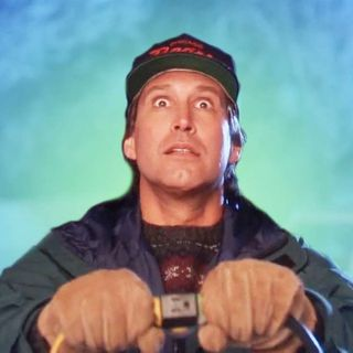 Old Skool Movie Club: Christmas Vacation