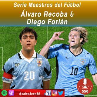 Maestros del Fútbol - Alvaro Recoba y Diego Forlan
