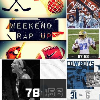 "Ep. 146 - ""More Exciting This Weekend NFL or NCAA?"""