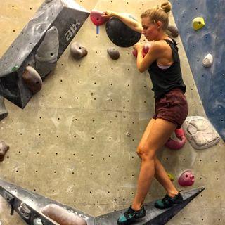 Frälst av klättring
