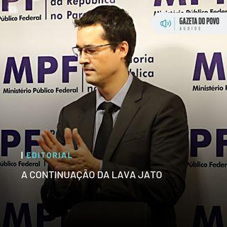 Editorial: a continuação da Lava Jato