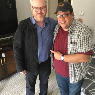 SUPERSTAR COMIC JIM GAFFIGAN!