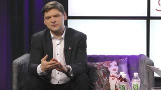 #GnyszkaLive [c5s1]  Przemek Wilczyński z GFA o fundraisingu, zmienianiu świata i terrorystach