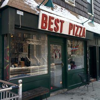 Best Pizza Williamsburg