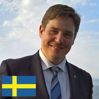 Cervelli IT in fuga: Renato Golia - Svezia