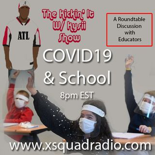 COVID19 & Education - A Roundtable Discussion
