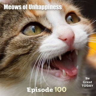 Episode 100: Meows of Unhappiness